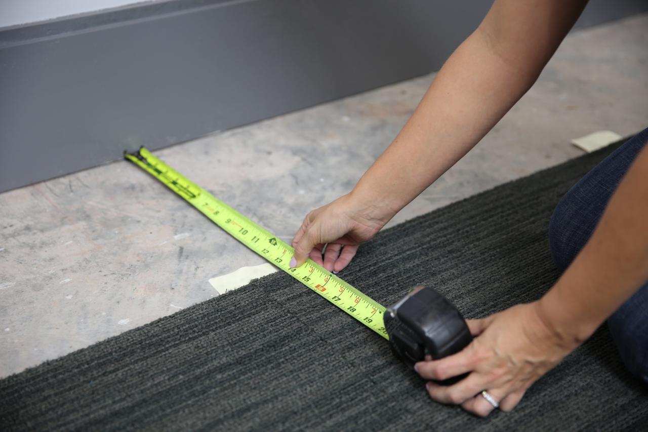 Carpet Tiles – Supply & Fitting