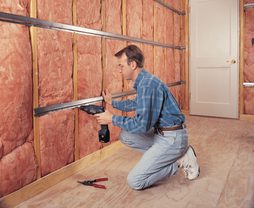 Insulation and Soundproofing